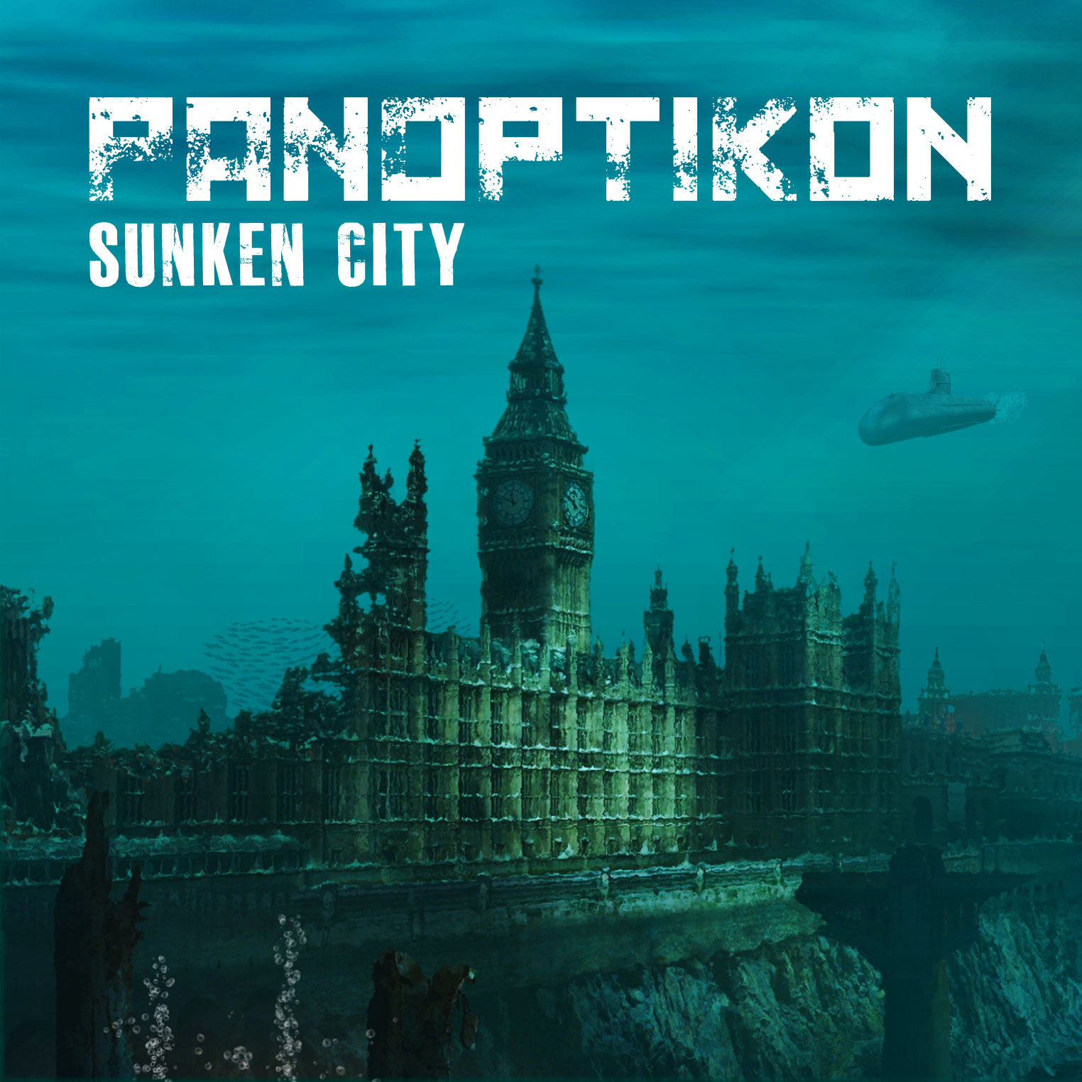 Artwork Sunken City